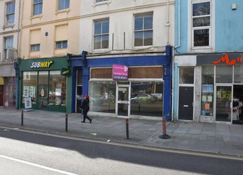 Thumbnail Retail premises to let in Mutley Plain, Plymouth