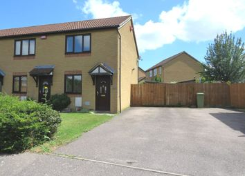 Thumbnail 2 bed end terrace house for sale in Tallis Lane, Browns Wood, Milton Keynes