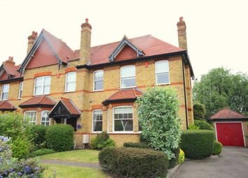 Thumbnail 3 bed semi-detached house for sale in The Mall, Hornchurch