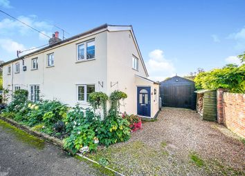 3 bed semi-detached house for sale in Upsher Green, Great Waldingfield, Sudbury CO10