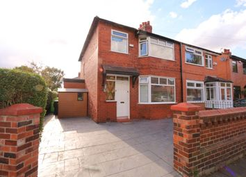 Thumbnail 3 bedroom semi-detached house for sale in Foxhall Road, Denton, Manchester