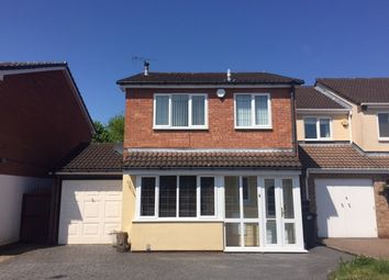Thumbnail 3 bed detached house to rent in Binley Close, Shirley, Solihull, West Midlands