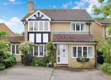 Thumbnail 4 bed detached house for sale in Windsor Gardens, Bishop's Stortford