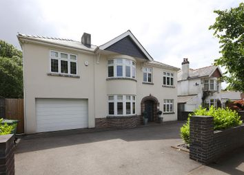 Thumbnail 5 bed detached house for sale in Rhydypenau Road, Cyncoed, Cardiff
