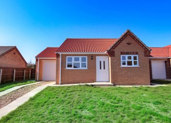 Thumbnail 2 bedroom bungalow for sale in Baggaley Drive, Horncastle