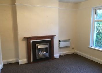 Thumbnail 1 bed flat to rent in Carlyon Road, St. Austell