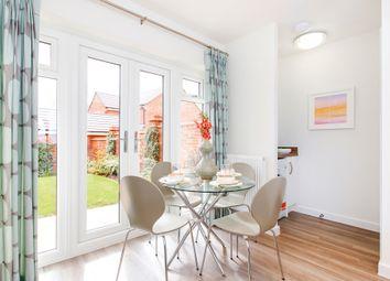 "Thumbnail 2 bed semi-detached house for sale in ""The Hindhead"" at Muggleton Road, Amesbury, Salisbury"