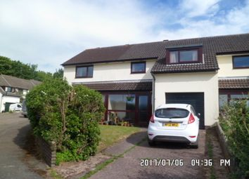Thumbnail 5 bedroom semi-detached house to rent in Franklea Close, Ottery St. Mary
