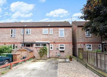 Thumbnail 3 bed end terrace house for sale in Astleham Road, Shepperton