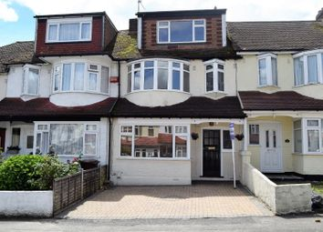 Thumbnail 4 bed terraced house for sale in Castlemaine Avenue, Gillingham