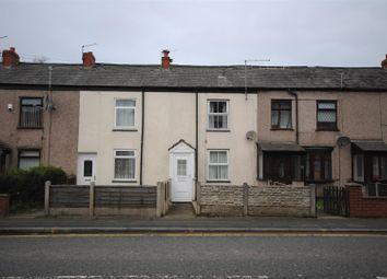Thumbnail 2 bedroom terraced house for sale in Church Street, Golborne, Warrington