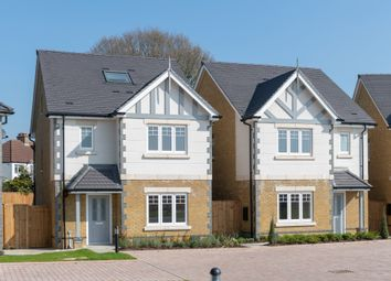 Thumbnail 4 bed detached house for sale in Plot 12, Compass Fields, Bucks Avenue, Watford