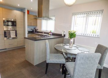 Thumbnail 4 bed detached house for sale in Highfield Place, Killingworth Village, Newcastle Upon Tyne