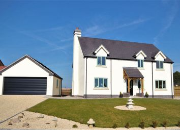 Thumbnail 5 bed detached house for sale in The Meadows, Ash Parva, Whitchurch