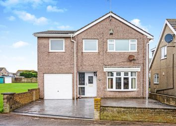 Thumbnail 4 bed detached house for sale in Leighton Drive, Barrow-In-Furness