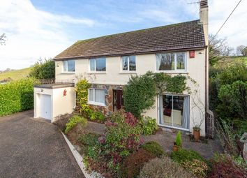 Thumbnail 4 bed detached house for sale in Old Totnes Road, Newton Abbot