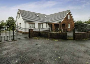 Thumbnail 5 bed detached bungalow for sale in Lin Llysalaw, Carmarthen, Dyfed