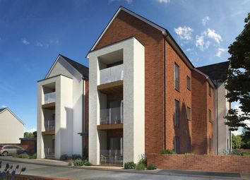 Thumbnail 2 bed flat for sale in Pinhoe Road, Pinhoe, Exeter