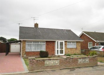 Thumbnail 2 bed detached bungalow for sale in Longfellow Road, Caister-On-Sea, Great Yarmouth