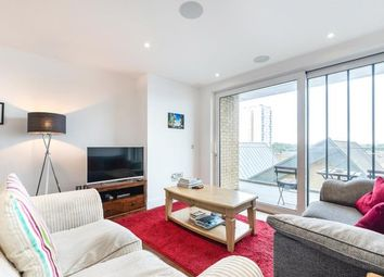 Thumbnail 1 bed flat to rent in Ingrebourne Apartments, 5 Central Avenue