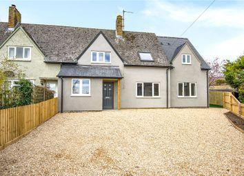 Thumbnail 4 bed semi-detached house for sale in Pemscott Close, Alvescot, Bampton