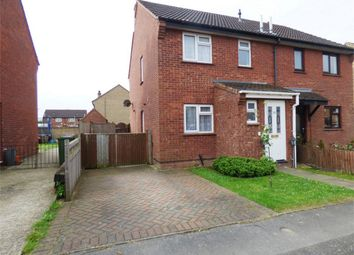 Thumbnail 3 bedroom semi-detached house for sale in Chelmer Close, St. Ives, Huntingdon
