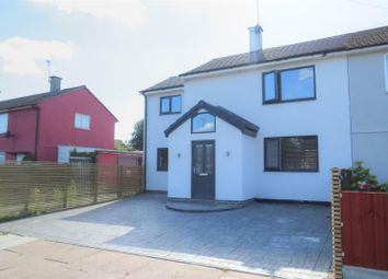 Thumbnail 3 bed semi-detached house for sale in Elsworthy Walk, Leicester