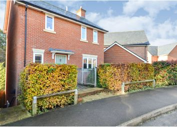 Thumbnail 4 bed detached house to rent in Boundary Walk, Knowle Avenue, Fareham