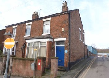 Thumbnail 3 bed semi-detached house for sale in Buxton Road, Congleton, Cheshire