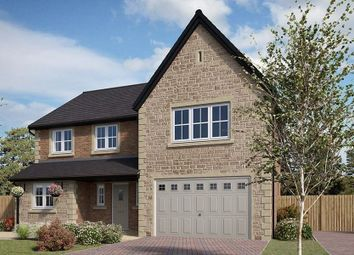 Thumbnail 5 bed detached house for sale in Waterside, Cottam Way, Cottam, Preston