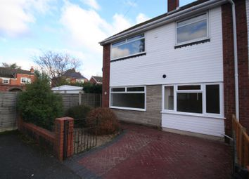 Thumbnail 3 bedroom semi-detached house for sale in Hampton Close, St Johns, Worcester