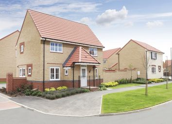 "Thumbnail 3 bedroom detached house for sale in ""Falmouth"" at Dewsbury Road, Wakefield"
