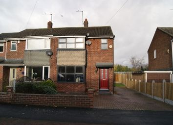 Thumbnail 3 bed semi-detached house to rent in Thornes Moor Road, Thornes, Wakefield