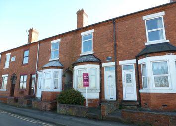 Thumbnail 2 bedroom terraced house for sale in Walker Street, Eastwood, Nottingham