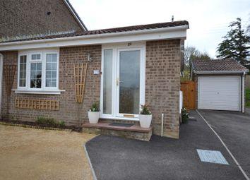 Thumbnail 2 bed semi-detached bungalow for sale in Stuart Way, Bridport