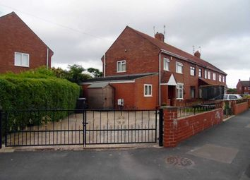 Thumbnail 4 bedroom semi-detached house for sale in Hall Lane Estate, Willington, Crook