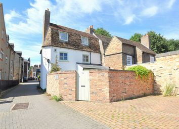 Thumbnail 3 bed town house for sale in St Clements Passage, Huntingdon, Cambridgeshire