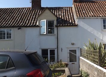 Thumbnail 2 bed terraced house to rent in Laverley, West Pennard, Glastonbury