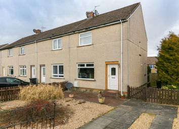 Thumbnail 2 bed terraced house for sale in Eastfield Drive, Penicuik