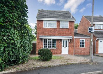 Yew Tree Avenue, Boley Park, Lichfield WS14. 4 bed detached house for sale