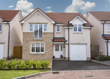 Thumbnail 4 bed detached house for sale in Scholars Road, Alloa, Clackmannanshire
