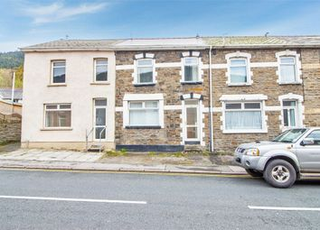 Thumbnail 2 bed terraced house for sale in High Street, Cross Keys, Newport, Caerphilly