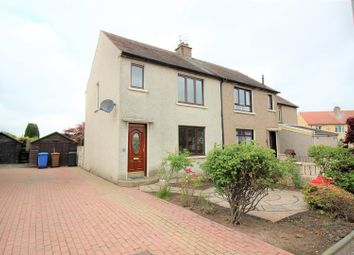 Thumbnail 2 bed end terrace house for sale in Kersiebank Avenue, Grangemouth