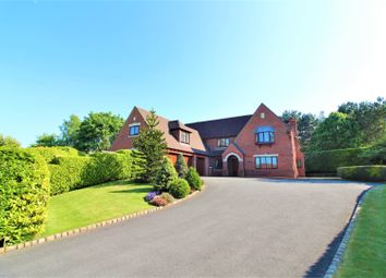 Thumbnail 5 bed detached house for sale in Northop Country Park, Northop