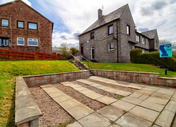 Thumbnail 4 bed flat for sale in Corthan Crescent, Aberdeen