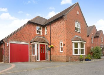 Thumbnail 4 bedroom detached house for sale in Merganser Close, Telford