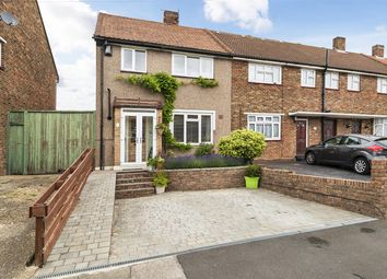 Thumbnail 2 bed end terrace house for sale in Groombridge Close, Welling, Kent