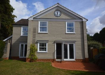 Thumbnail 4 bed detached house for sale in Brewery Yard, Lower Street, Stansted