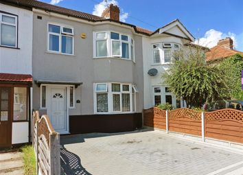 Thumbnail 3 bed terraced house for sale in Southdown Road, Hornchurch, Essex