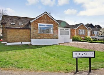Thumbnail 3 bed bungalow for sale in The Valley, Coxheath, Maidstone